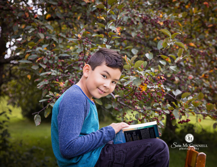 Under the Apple Tree & Back to School Sessions | Ottawa Photographer