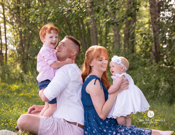 Family Photos in the Forest | Ottawa Photographer