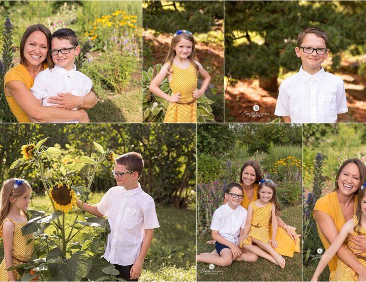 Family Photo Sessions | Ottawa Gardens