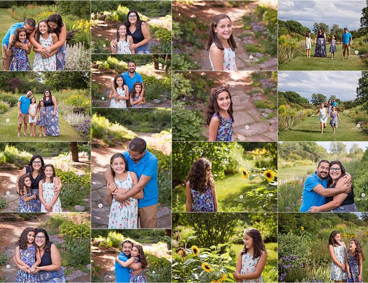 Summer Blooms | Ottawa Family Photographer