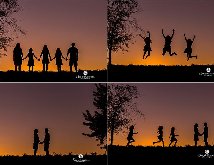 Sunsets & Silhouettes Sessions | Ottawa Photographer