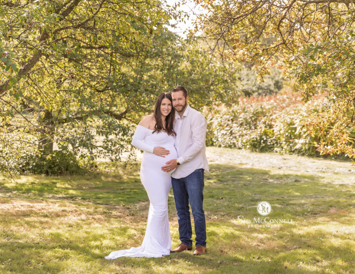 Under the Apple Tree | Ottawa Maternity Photos