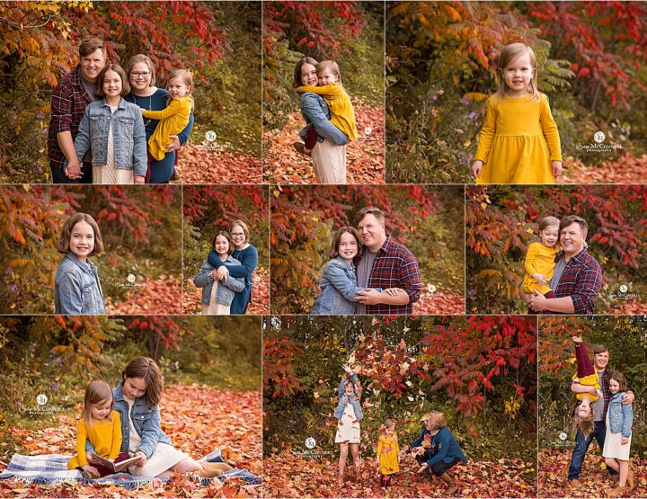 Fall Portraits | Ottawa Family Photos