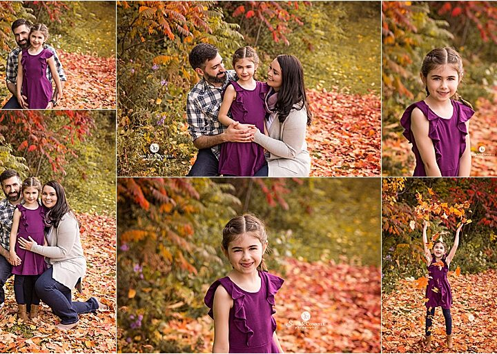 Fall Family Photo Sessions | Ottawa Photographer