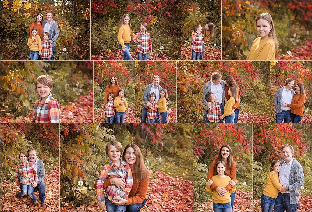 fall photo session ottawa