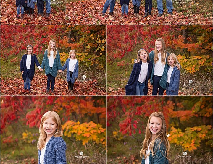Lots of Laughter | Fall Family Photos