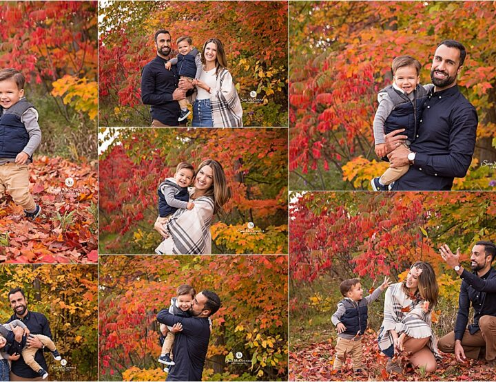 Fall is in the air | Ottawa Family Photo Session