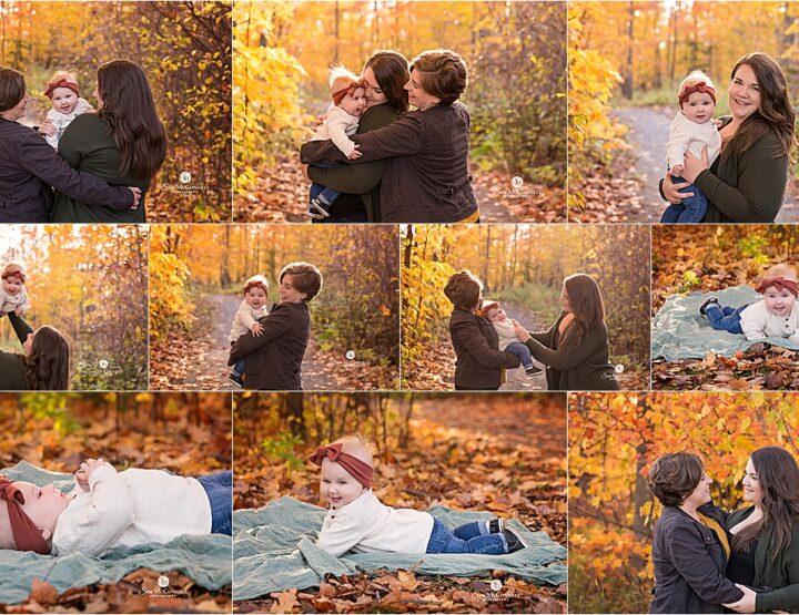 Beautiful Fall Colours | Ottawa Family Photographer