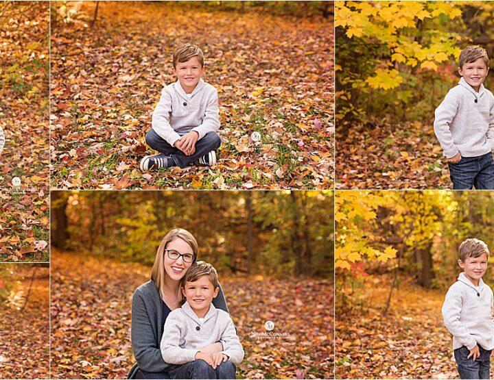Family Photos In The Fall | Ottawa Photographer