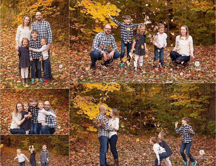 Ready, Set, Throw! | Ottawa Family Photographer