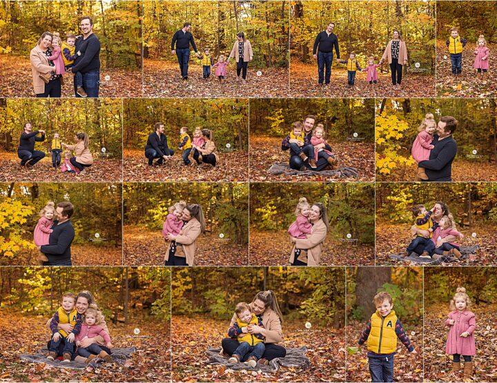 The Longest Fall | Ottawa Family Photographer