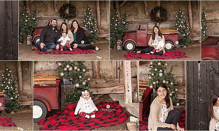 Festive Sessions at the Farm | Ottawa Photographer