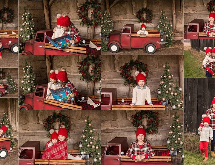 Christmas at the Farm | Ottawa Photographer