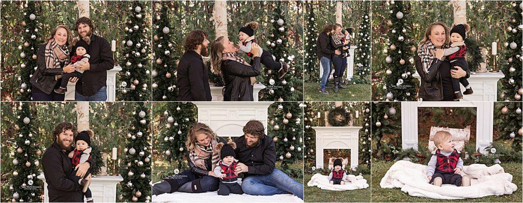 ottawa christmas photo session