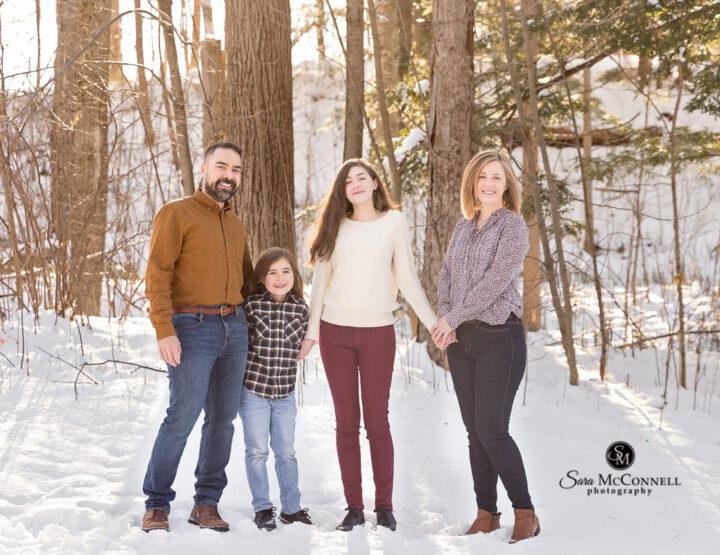 Winter Wonderland | Ottawa Family Photos