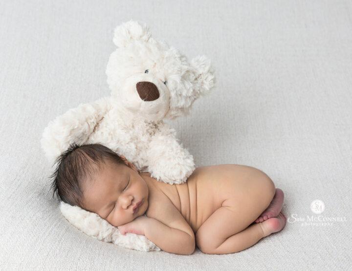 Beary Sweet | Ottawa Newborn Photographer