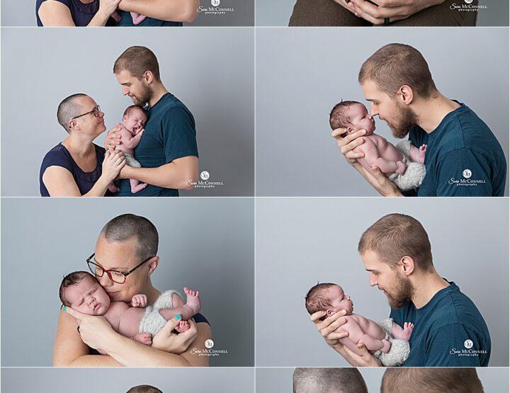Welcome baby girl | Ottawa Newborn Photographer