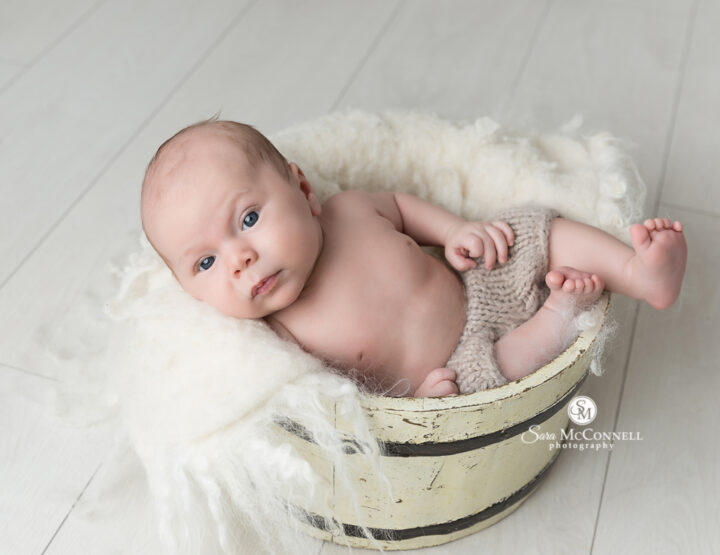 7 Weeks New | Ottawa Newborn Photographer