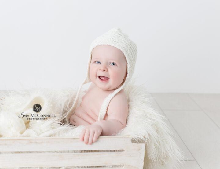 5 Months   Ottawa Baby Photographer