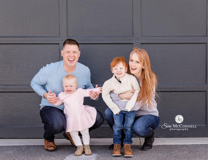 The Whole Family   Ottawa Family Photographer