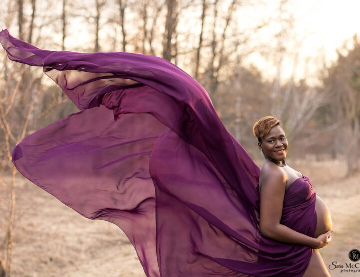 Just in time | Ottawa Maternity Photographer
