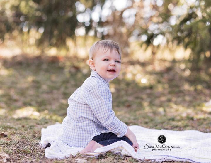 Baby's First Birthday   Ottawa Photographer