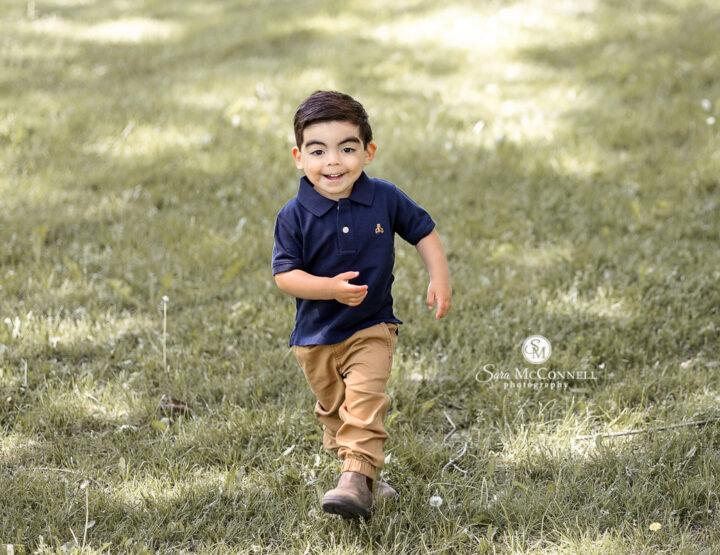 Toddler Time | Ottawa Family Photographer