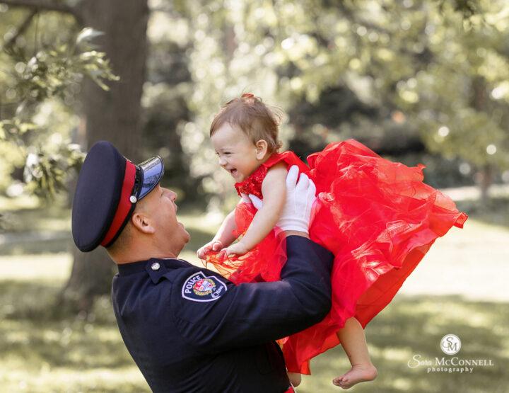 Springtime Tradition | Ottawa Family Photographer