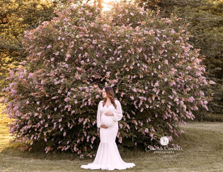 Spring Maternity Session | Ottawa Photographer