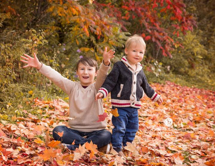 Fall 2021 Sessions | Ottawa Family Photographer