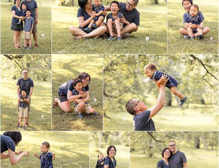 First Family Photo | Orleans Photographer