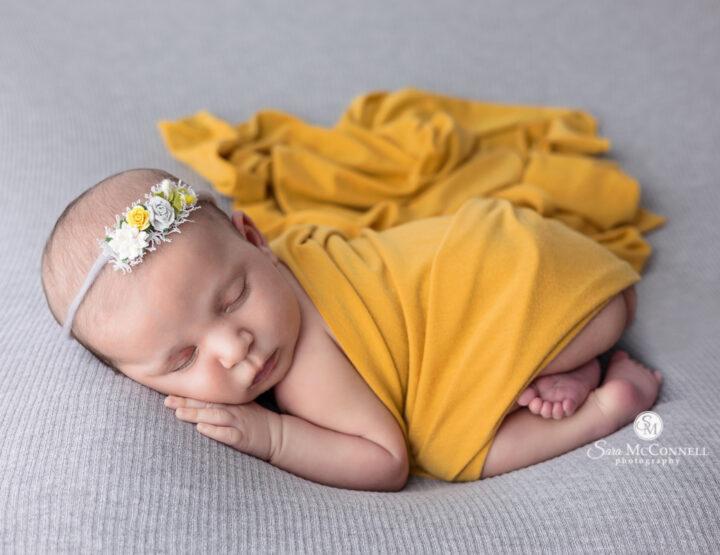 Three Weeks New | Ottawa Newborn Photo Session