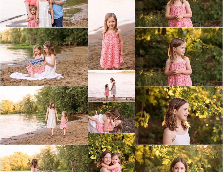 Summer Beach Days | Ottawa Family Photographer