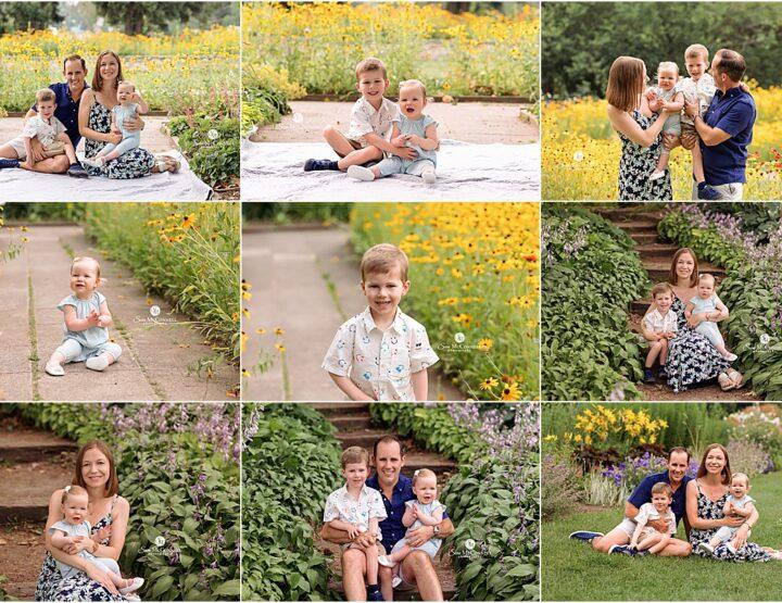 Ornamental Gardens   Orleans Family Photographer