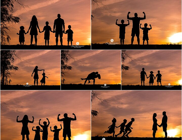 Magical Summer Sunsets | Barrhaven Family Photographer