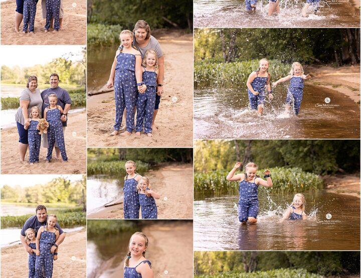 Splash!   Orleans Family Photographer