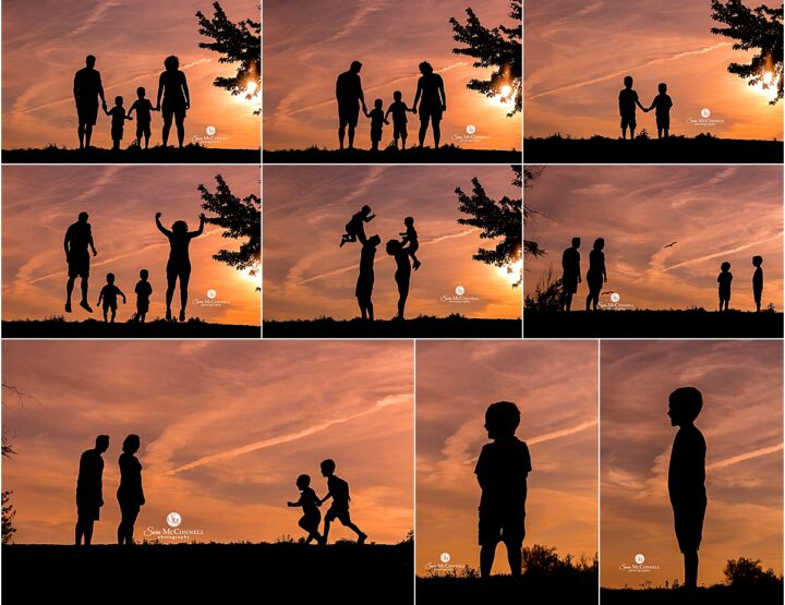 Sunsets & Silhouettes Sessions   Orleans Photographer