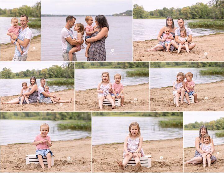 Playtime at the Beach   Ottawa Family Photographer