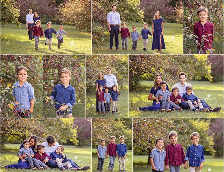 Under the Apple Tree | Ottawa Family Photographer